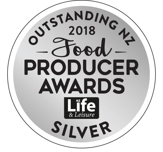 Food producer silver medal