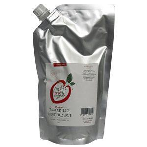 Premium Tamarillo Fruit Preserve (750g) pouch