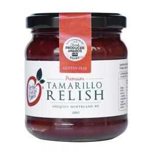Tamarillo relish (220g)