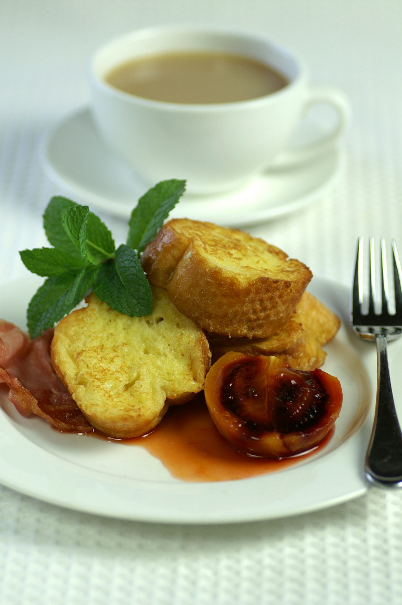 Fancy French toast image